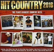 Hit Country 2016 (Various Artists) [New & Sealed] 2CD