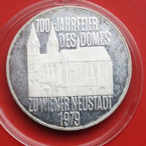 Österreich-Austria 100 Schilling 1979 Silber PP-Proof #F1676 KM# 2942