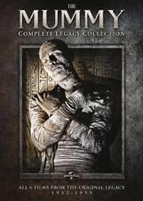 THE MUMMY: THE LEGACY COLLECTION NEW DVD