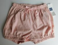 NWT Gap Baby Girl Pink Bubble Diaper Cover Shorts 12-18M 18-24M 2Yr 3Yr 4Yr 5Yr