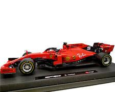Bburago 1:18 F1 2019 Ferrari Team SF90 #5 Sebastian Vettel Racing Diecast Car