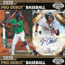 2020 Topps Pro Debut Baseball Jumbo Box (Presell)