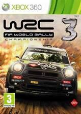 WRC 3: FIA World Rally Championship 3 XBox 360 *Working Condition*