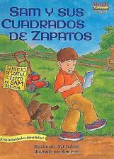 Sam y Sus Cuadrados de Zapatos (Math Matters (Kane Press Spanish)) (Spanish Edit
