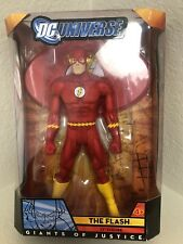 """FLASH DC Giants of Justice 12"""" Action figure by Mattel!"""