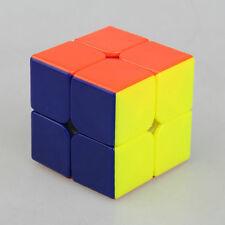 Colorful Cyclone Boys 2x2x2 Magic Cube Original Professional Stickerless Hot