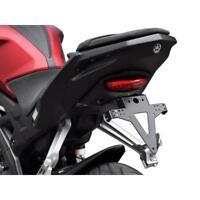 Yamaha MT-125 MT125 BJ 2014-18 Nummernschild Halter Halteplatte kurzes Heck
