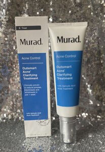 Murad - Acne Control - Outsmart Acne Clarifying Treatment 1.7 FL OZ - EXP 4/20