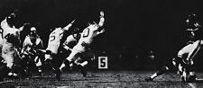 "1950's NFL FOOTBALL Chicago Bears GEORGE BLANDA ""Fossil"" Sports Photo Art 11x14"