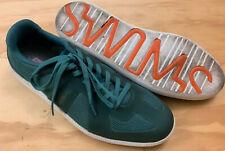 SWIMS luca german army trainer gat green water resist sneakers shoes sz 11 men