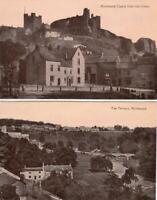 2  X   RICHMOND     Postcards   ,   Yorkshire     ( Hm31 )