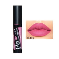 L.a. Girl Matte Flat Finish Pigment Gloss 5g for Her Lipgloss Glg836 Iconic