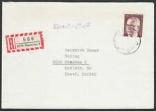 *1p SALE* Germany - West, 1973 Heinemann 190pf on Cover. Sonthofen2 CDS