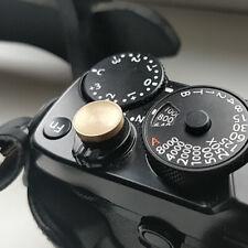 Durable Brass Shutter Release Button For Fuji FujiFilm X100F XE2S XT2 XT10 XT20