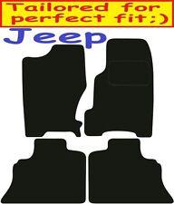 Jeep Grand Cherokee a medida Alfombrillas De Coche De Calidad De Lujo 1999-2005