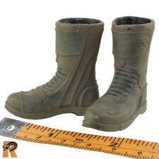 Furiosa Wasteland Ranger - Boots (w/ Pegs) - 1/6 Scale - VTS Action Figures