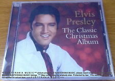 ELVIS PRESLEY The Classic Christmas Album SOUTH AFRICA Cat# CDRCA7386
