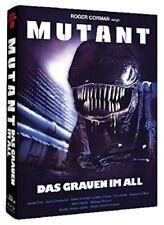 Mediabook MUTANT - DAS GRAUEN IM ALL  Roger Corman 1982 BLU-RAY + DVD Box NEU