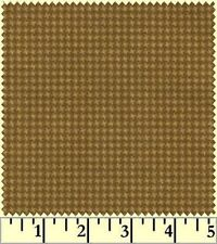 Shadow Play  Woolies  Flannel - Tan Weave F18122-A