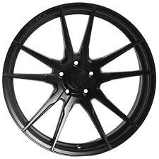 ROHANA-RF2 19x8.5 5x112 ET42 Matte Black Wheels Fit 2014 VOLKSWAGEN PASSAT S