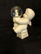 """Department 56 Snow Baby. """"My Guardian Angel"""" 2002"""