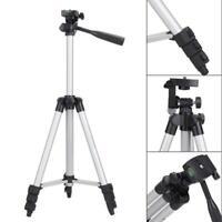 Professional Aluminum 360° Tripod Stand Holder Mount for Canon Nikon DSLR Kits