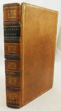 9 WORKS BY BYRON - 1815-1819 Leatherbound The Prisoner of Chillon Beppo