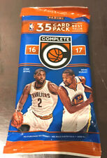 2016-17 Panini Complete NBA Basketball 35-Card Fat Pack New & Sealed