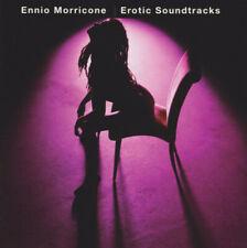 Ennio Morricone – Erotic Soundtracks    New  cd     in seal