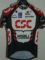 Bike Cycling Jersey Shirt Maillot Cyclism Team Csc Noble DESCENTE Size M