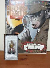 DC Comics Super Eroe Statuetta Collezione Edizione 69-IL DETECTIVE Chimp-Eaglemoss