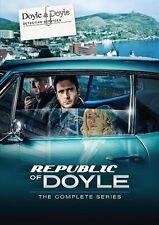Republic of Doyle The Complete Series Season 1 2 3 4 5 6 Region 4 DVD New