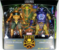 Marvel Legends ~ HYDRA SUPREME CAPTAIN AMERICA & ARNIM ZOLA EXCLUSIVE FIGURE SET