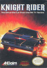 Knight Rider - Kitt NES Nintendo Game