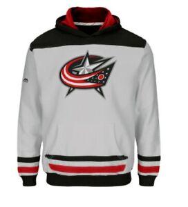 NHL Columbus Blue Jackets Hooded Sweatshirts Youth Sizes NEW