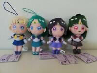 Sailor Moon Movie Eternal Yumechikku Doll Plush Vol.3 All 4 types set Banpresto