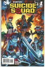 New Suicide Squad #1 : September 2014 : DC Comics