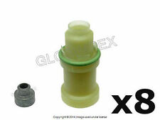 Mercedes 450 SL slc SE sel Fuel Injector Nozzle Holder + Seal OEM (8) + WARRANTY
