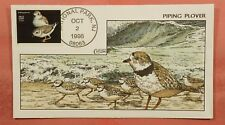 1996 FDC #3105n PIPING PLOVER