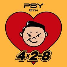 K-pop PSY - Vol. 8 [4X2=8] (PSY08)