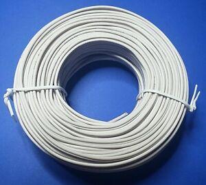(NEW) Garage Door Opener UNIVERSAL WIRE 100FT, 2 Conductor bell wire/ Sensors/WS