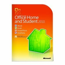 Microsoft Office Home and Student 2010 FPP (3 PC) inkl. DVD