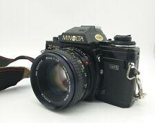 Vintage Minolta X-700 Camera Bundle with 50 mm lens