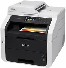 Brother MFC-9140CDN Farb LED-Multifunktionsgerät Drucker Scanner Kopierer Fax