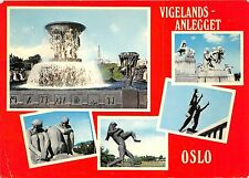 BR12747 Oslo The Vigeland Sculpture park  norway