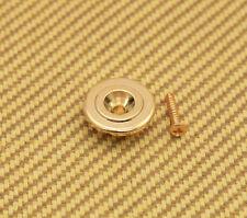 BSG-ER-G Gold Economy Round Bass Guitar String Guide w/mounting screws