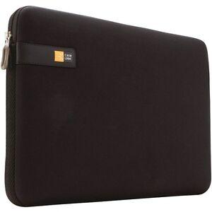 "CASE LOGIC LAPS-116 15.6"" Notebook/Laptop Sleeve/Case (up to 16""), Black"