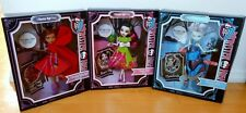 Monster High~3 Scary Tale Story~Scarily Ever After~Clawdeen~Draculaura~Frankie