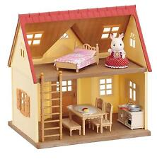 Calico Critter Cottage House Home Play Set Pretend Girl Boy Toys Educational New