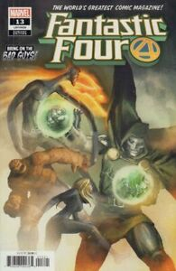 Fantastic Four Nr. 13 (2019), Bring on the Bad Guys Variant Cover, Neuware, new
